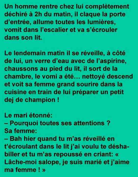 Comment aimer ma femme